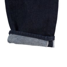 画像2: VARDE77 PARE AWAY STANDARD SLIM DENIM PANTS BLUE ONEWASH (2)