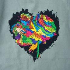 画像3: VARDE77 -MAKEOVER- JUNKIE HEART GRANDPA SHIRTS (3)