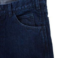 画像3: VARDE77 PARE AWAY STANDARD SLIM DENIM PANTS BLUE BIOWASH (3)