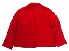 画像2: 【HOMEDICT SPECIAL】VARDE77 NONCONVENTIONAL JACKET RED (2)