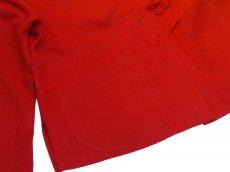 画像7: 【HOMEDICT SPECIAL】VARDE77 NONCONVENTIONAL JACKET RED (7)