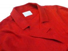 画像4: 【HOMEDICT SPECIAL】VARDE77 NONCONVENTIONAL JACKET RED (4)