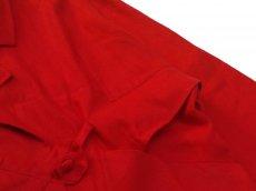 画像6: 【HOMEDICT SPECIAL】VARDE77 NONCONVENTIONAL JACKET RED (6)
