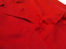 画像5: 【HOMEDICT SPECIAL】VARDE77 NONCONVENTIONAL JACKET RED (5)