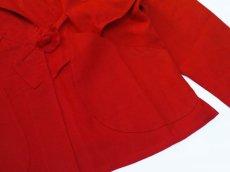 画像8: 【HOMEDICT SPECIAL】VARDE77 NONCONVENTIONAL JACKET RED (8)
