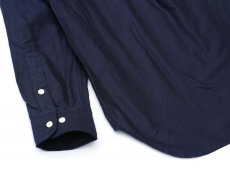 画像8: ts(s) Middle Weight Cotton Oxford Cloth B.D. Shirt NAVY (8)