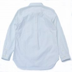 画像6: ts(s) Middle Weight Cotton Oxford Cloth B.D. Shirt WHITE (6)