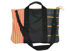 画像3: M A R N I PORTER 2WAY SHOULDER BAG MULTISTRIPE (3)
