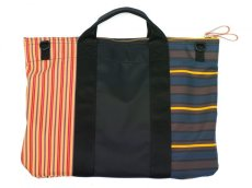 画像2: M A R N I PORTER 2WAY SHOULDER BAG MULTISTRIPE (2)