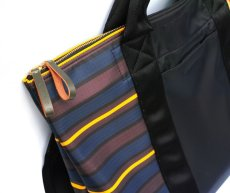 画像4: M A R N I PORTER 2WAY SHOULDER BAG MULTISTRIPE (4)