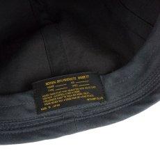 画像9: VARDE77 POLYNUBUCK JAGGED CAP (9)