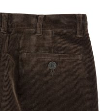 画像6: VARDE77 2TAC CORDUROY PANTS BROWN (6)