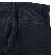 画像7: VARDE77 TAPERED CORDUROY PANTS CHARCOAL GRAY (7)