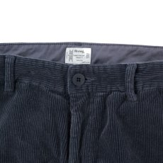 画像2: VARDE77 TAPERED CORDUROY PANTS CHARCOAL GRAY (2)