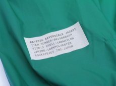 画像12: RAVENIK×HOMEDICT REVERSIBLE JACKET LIMITED GREEN (12)