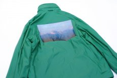 画像2: RAVENIK×HOMEDICT REVERSIBLE JACKET LIMITED GREEN (2)