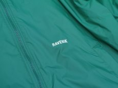 画像9: RAVENIK×HOMEDICT REVERSIBLE JACKET LIMITED GREEN (9)