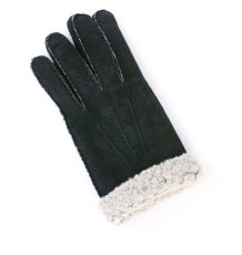 画像2: MOUTON GLOVE BLACK made in italy (2)