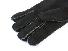 画像4: MOUTON GLOVE BLACK made in italy (4)