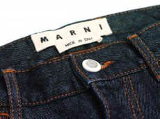 画像4: M A R N I  STANDARD DENIM PANTS (4)