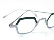 画像10: ANNE ET VALENTIN 「PARALLEL」SILVER/BLACK (10)