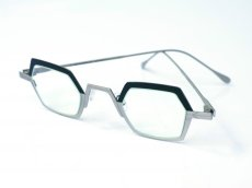 画像2: ANNE ET VALENTIN 「PARALLEL」SILVER/BLACK (2)