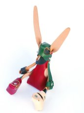 画像14: ANIMAL LEATHER DOLL MULTICOLOR (14)