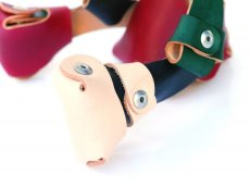 画像8: ANIMAL LEATHER DOLL MULTICOLOR (8)