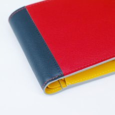 画像4: M A R N I SHORT WALLET RED (4)