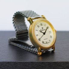 画像5: ERBPRINZ AOUTOMATIC WATCH GOLD (5)