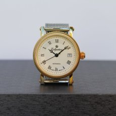 画像1: ERBPRINZ AOUTOMATIC WATCH GOLD (1)