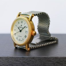 画像2: ERBPRINZ AOUTOMATIC WATCH GOLD (2)