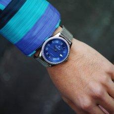 画像12: ERBPRINZ AOUTOMATIC WATCH BLUE (12)