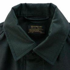 画像2: VARDE77 BRITISH VENTILE COAT BLACK (2)