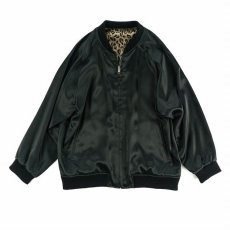 画像2: VARDE77 JUNKIE HEART SATIN JACKET (2)