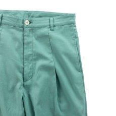 画像4: VARDE77 LONG TAC CHINO PANTS LIME (4)