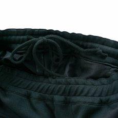 画像4: VARDE77 EASY WIDE TRACK PANTS BLACK (4)
