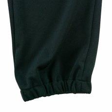 画像5: VARDE77 EASY WIDE TRACK PANTS BLACK (5)
