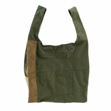 画像1: VARDE77 -MAKEOVER- MILITARY MIX SHOPPING BAG (1)