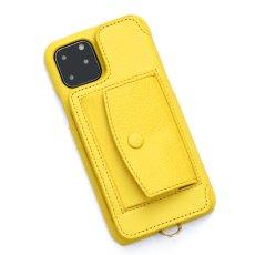 画像4: BIRTH POCHE Demiurvo i-PHONE CASE YELLOW (4)