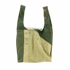 画像2: VARDE77 -MAKEOVER- MILITARY MIX SHOPPING BAG (2)
