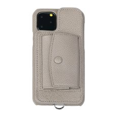 画像1: BIRTH POCHE Demiurvo i-PHONE CASE CHARCOAL (1)