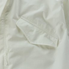 画像6: VARDE77  KUDOS 51 REFLECT COAT WHITE (6)