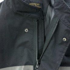 画像4: VARDE77  KUDOS 51 REFLECT COAT BLACK (4)