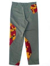 画像6: AKI LACE FABLIC PANTS (6)