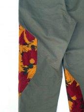 画像9: AKI LACE FABLIC PANTS (9)