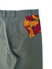 画像7: AKI LACE FABLIC PANTS (7)