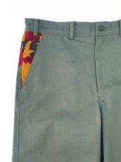 画像3: AKI LACE FABLIC PANTS (3)