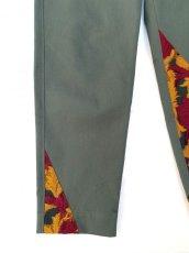 画像5: AKI LACE FABLIC PANTS (5)