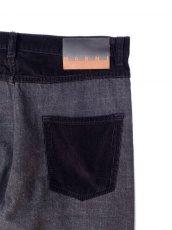 画像6: M A R N I  DENIM CORDUROY PANTS (6)